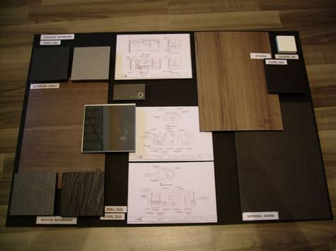 Home Interior Materials 61 Best Mood Board Images On Material Board Color Palettes And Planks