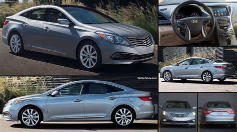 Hyundai Azera Specs by Hyundai Azera 2015 Pictures Information Specs