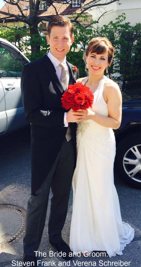 Wedding Nuptials Congratulations by Congratulations To Verena Schreiber On Nuptials