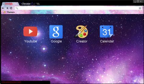 purple theme for google chrome theme para google chrome galaxy by daviipurple on deviantart