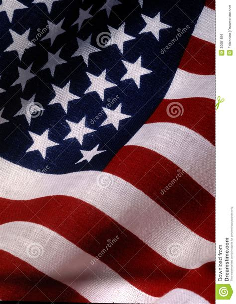 american flag draped american flag stock image image 30051891