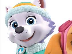 Paw patrol pup new everest quotes