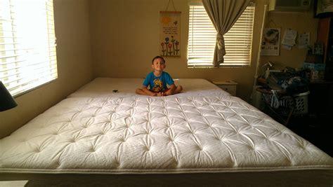 world homeschool  huge  family bed