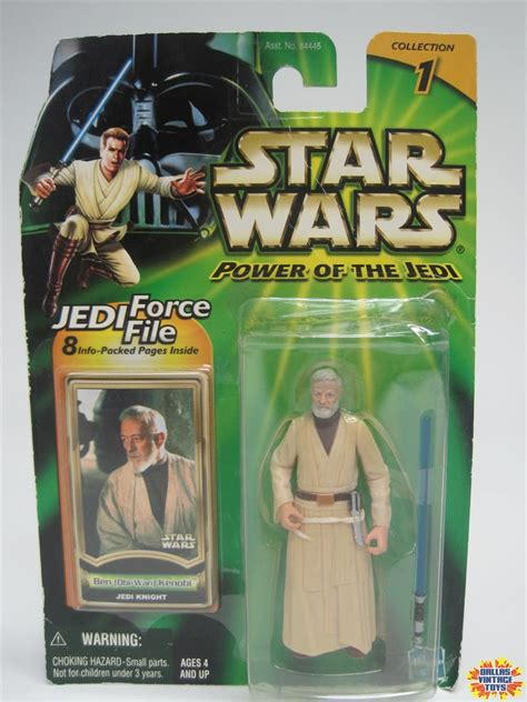 Ellorrs Madak Potj Wars Hasbro Moc wars 2000 hasbro potj power of the jedi moc ben obi wan kenobi jedi 1d