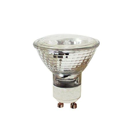 Lu Sorot Halogen 50 Watt feit electric 50 watt halogen mr16 gu10 base light bulb bpq50mr16 gu10 the home depot
