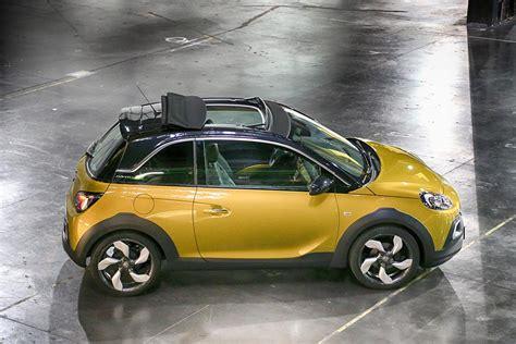 Opel Adam 2014 Opel Adam Rocks 2014