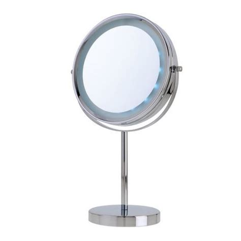 lighted magnifying l walmart danielle magnifying long lasting l e d 2 in 1 vanity