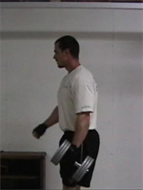 two arm dumbbell swings ab exercises 2 dumbbell swings
