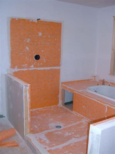 schluter kerdi shower kittoo soft house remodeling