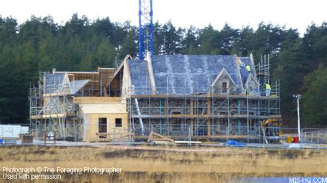 skyfall house take a look how a scottish manor house has been recreated in surrey for skyfall