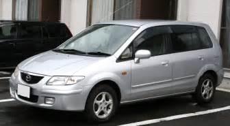 Madza Premacy File 1999 2000 Mazda Premacy Jpg