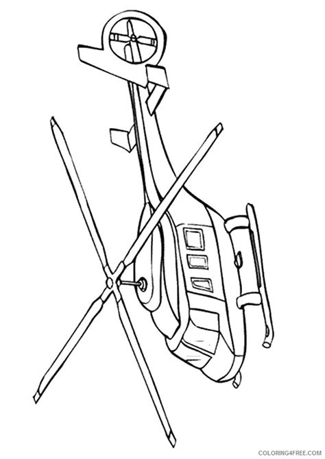 rescue helicopter coloring page rescue helicopter coloring pages to print coloring4free