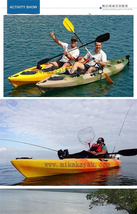 pedal boat ocean china professional single ocean pedal boat fishing kayak
