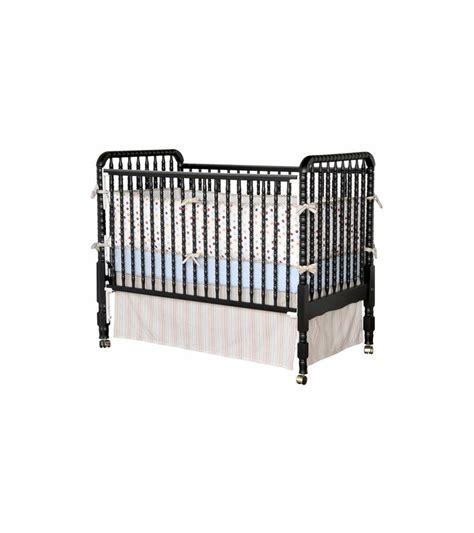 black baby bed drop side crib jenny lind baby crib design inspiration