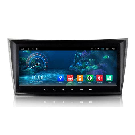 android 4 4 car stereo 8 8 quot android 4 4 1280x480 car stereo audio unit autoradio headunit for mercedes