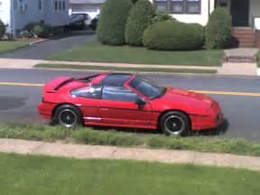 88 Pontiac Fiero Gt For Sale 1988 Pontiac Fiero Pictures Cargurus