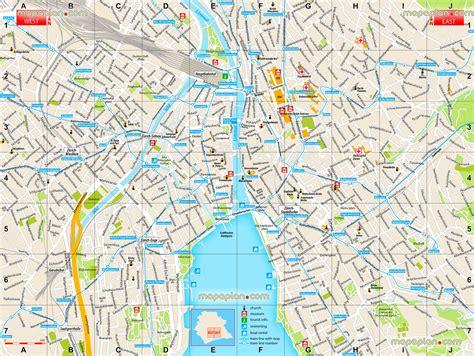 printable map zurich maps update 7001093 zurich tourist map 14 toprated