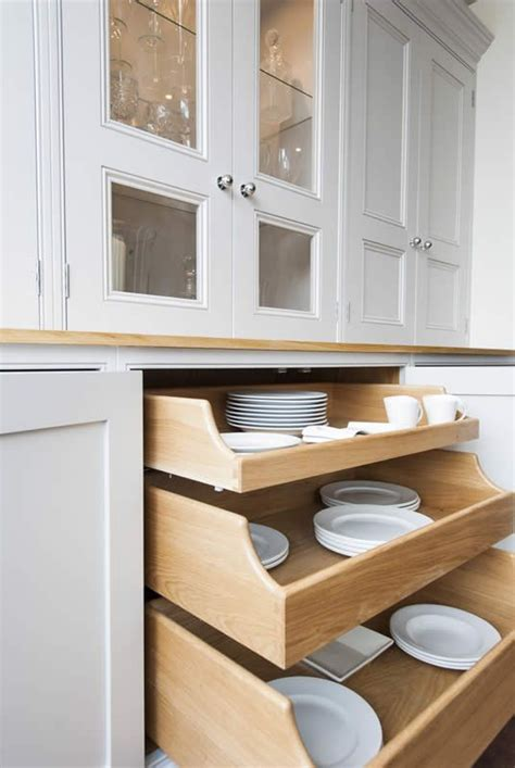 Kitchen Drawer Storage Solutions by Kitchen Storage Solutions Butler Pantries Pulled Outs
