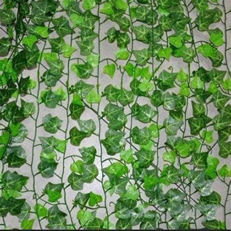Harga Murah Decorative Black Flower 5m evergreen vines promotion shop for promotional evergreen