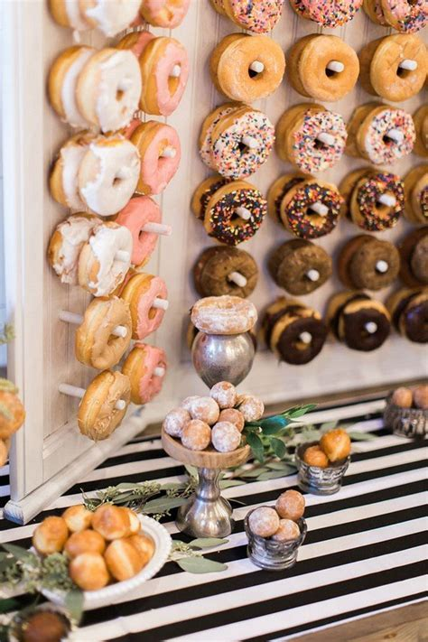Trending 20 Perfect Wedding Donuts Display Ideas   Page 3