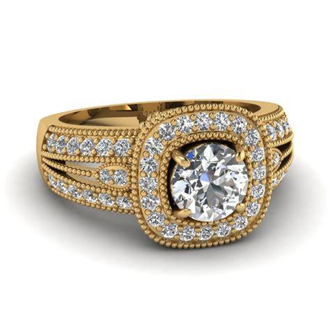 14k yellow gold vintage engagement rings fascinating