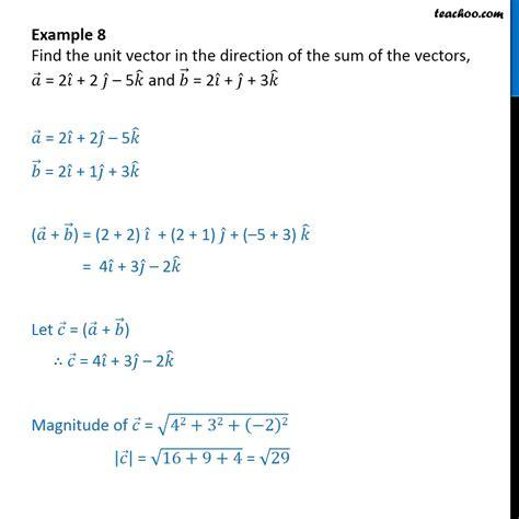 unit vector formula the best vector 2017