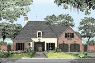French Country House French Country House Plan On One Story Country House Plans