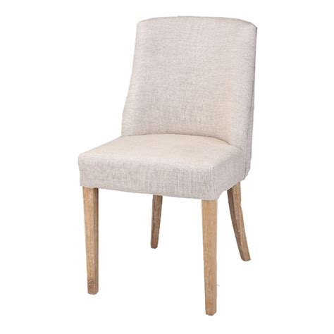 Modern Classic Dining Chairs Modern Classic Linen Dining Chair Temple Webster