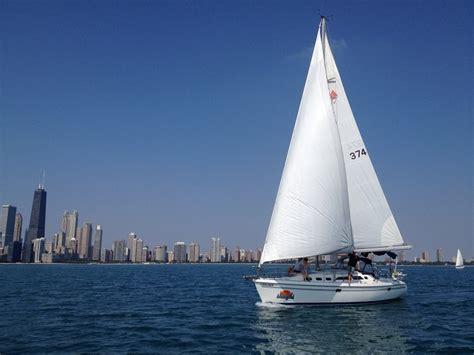 sailboat charter semi private sailboat charters chicago sailboat