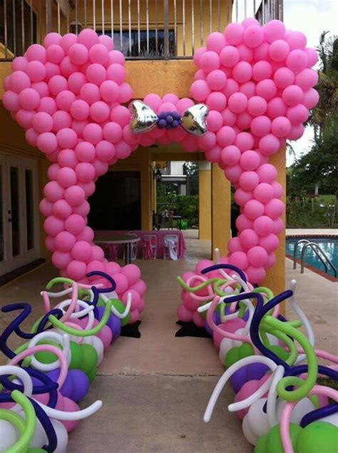 Balloon Arch Decorations by 198 Best Balloon Arches Columns Decorations Images On