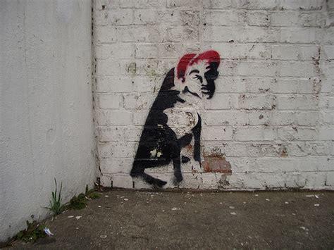 grafity tawur banksy graffiti