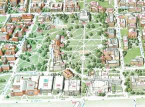 Ohio State Campus Map by Campus Map The Ohio State University Love Pinterest