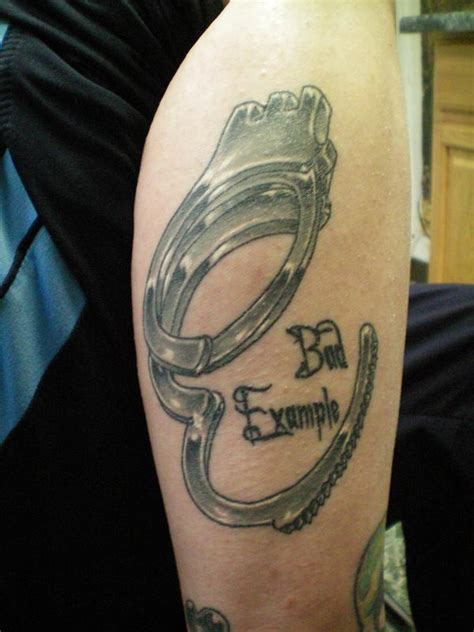 handcuff tattoo top handcuff images for tattoos