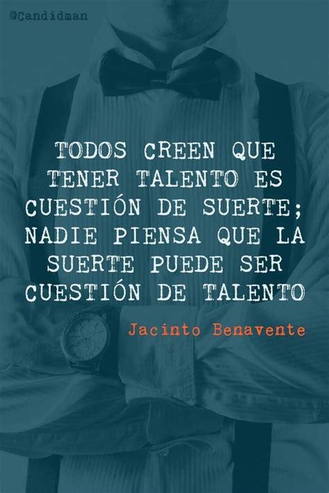 todos creen  tener talento es cuestion de suerte
