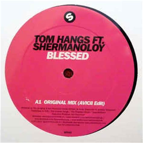 avicii discogs tom hangs ft shermanology blessed at discogs