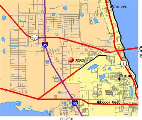 florida map cocoa 32926 zip code cocoa florida profile homes