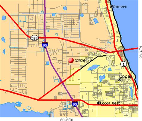 32926 zip code cocoa florida profile homes