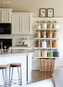 25 open shelf ideas to make your kitchen more spacious 65 ideas of using open kitchen wall shelves shelterness