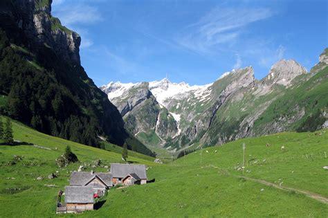 feuerstellen appenzell seealpsee 171 rondomm 187 rundwanderung appenzellerland tourismus