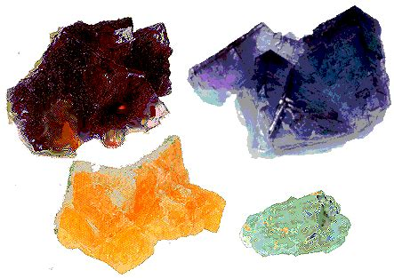 minerals maggie s science connection