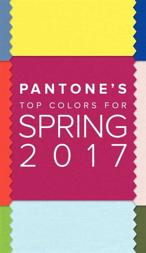 pantone spring 2017 color forecast is here sewing 854 best fashion ss 2017 trend images on pinterest
