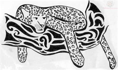 tribal jaguar tattoo designs 25 tribal jaguar tattoo designs