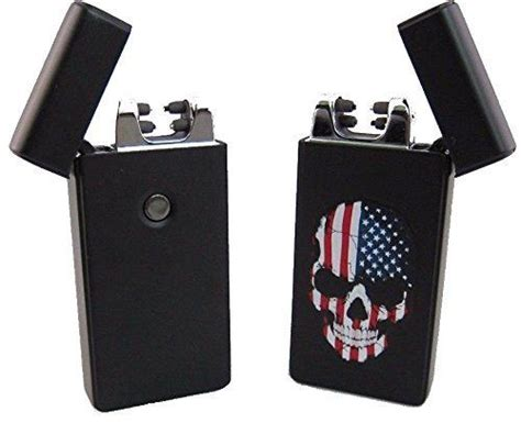 Usb Electric Lighter dual arc electric usb lighter rechargeable plasma