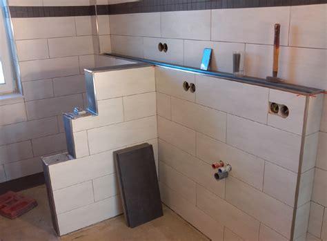 schamwand wc bautagebuch august 2014