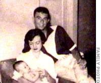 Carl switzer wife and baby