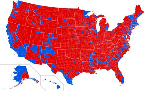 the us presidential election file 2016 presidential election by county svg wikimedia