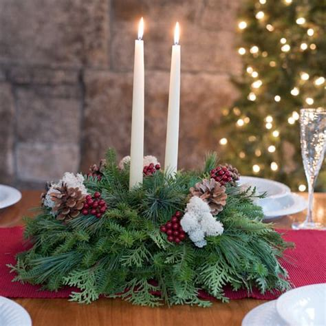 fresh christmas centerpieces 62 best images about our fresh wreaths table centerpieces on