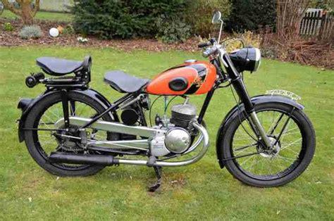 Oldtimer Motorrad 1950 by Oldtimer Motorrad Tornax K 125 1950 Bestes Angebot