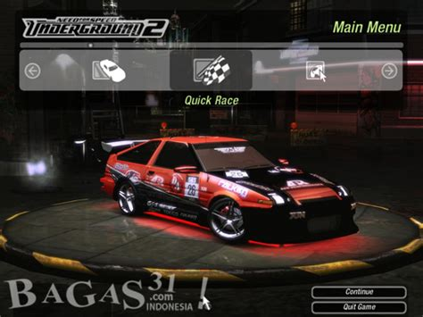 bagas31 nfs bagus 31 re post need for speed underground 2 full version