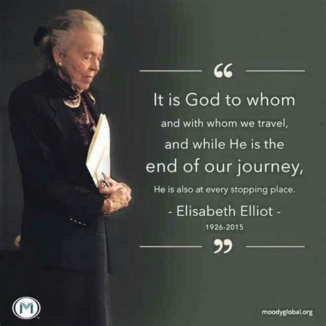 Elisabeth Elliot Quotes On Prayer